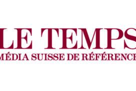 Le Temps, le journal suisse de référence