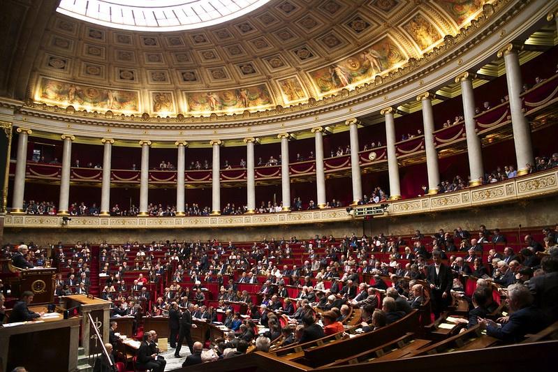 Audition à l'Assemblée sur la souveraineté numérique. Image par le PS sur Flickr, CC-by-NC-ND 2.0